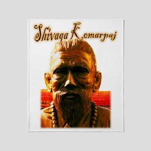 shivagodes1 Throw Blanket
