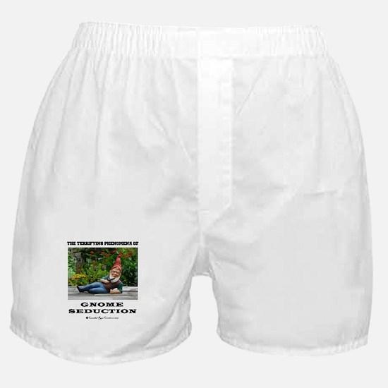 Gnome Seduction Boxer Shorts