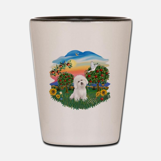 Bright Country - Bicho Frise 3 Shot Glass