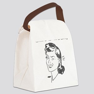 Save a Book, Read a Librarian! CU Canvas Lunch Bag