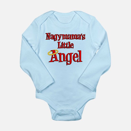 Nagymama Little Angel Body Suit