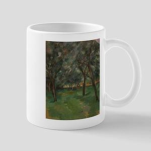 A Close - Paul Cezanne - c1890 11 oz Ceramic Mug