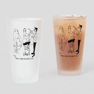 6137_architect_cartoon Drinking Glass