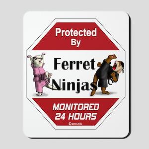 Ninja Protection Mousepad