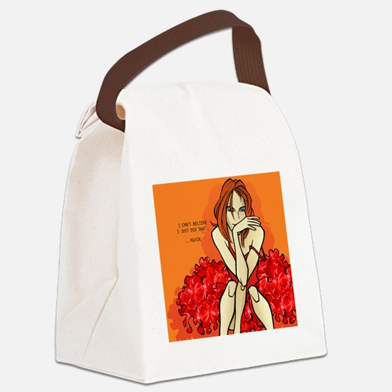 AlterEgo.orn_MISCHIEF Canvas Lunch Bag