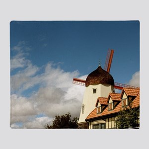 Windmill Solvang Throw Blanket