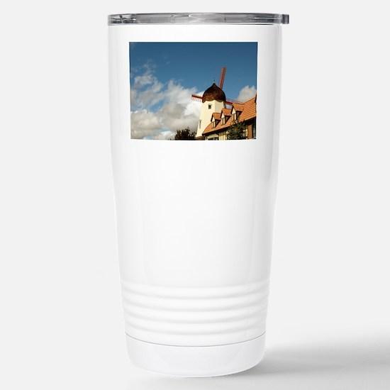 Windmill Solvang Stainless Steel Travel Mug