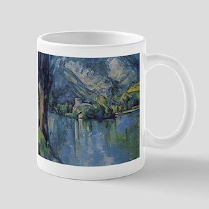Annecy Lake - Paul Cezanne - c1896 11 oz Ceramic M
