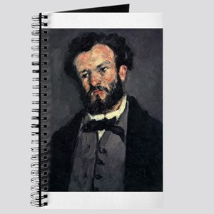 Antony Valabregue - Paul Cezanne - c1869 Journal