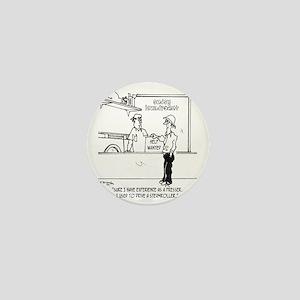 3589_steamroller_cartoon_HMM Mini Button