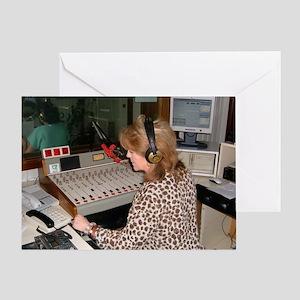 Nh@radioStationPromoSpain Greeting Card