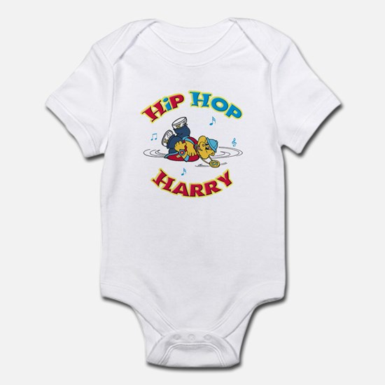 Hip Hop Harry Infant Bodysuit