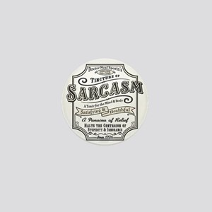 sarcasm-oldtyme-LTT Mini Button