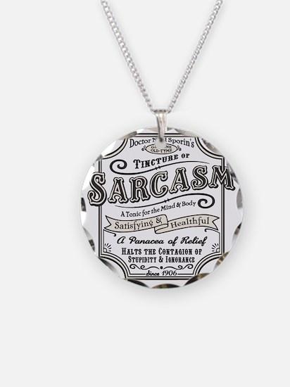 sarcasm-oldtyme-LTT Necklace