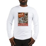 Old People Are Fun At Parties Long Sleeve T-Shirt