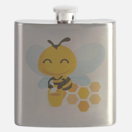 happy_honeybee Flask