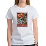 Old People Are Fun At Parties Women's T-Shirt