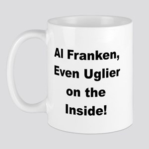 Al Franken, Uglier on the Inside Mug