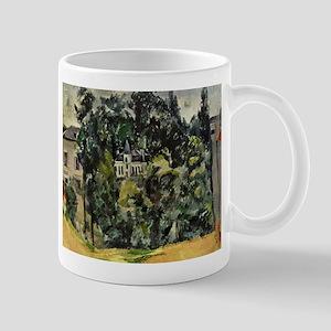 Castle of Marines - Paul Cezanne - c1888 11 oz Cer