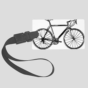 Road Bike Large Luggage Tag