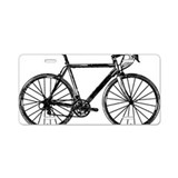 Cycling License Plates
