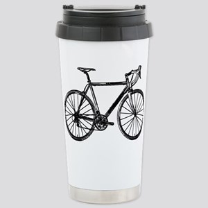 Road Bike Stainless Steel Travel Mug