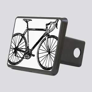 Road Bike Rectangular Hitch Cover