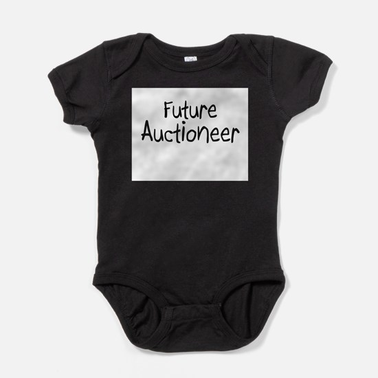 Future Auctioneer Infant Bodysuit Body Suit