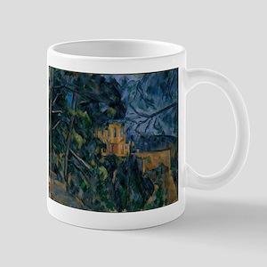 Chateau Noir - Paul Cezanne - c1900 11 oz Ceramic