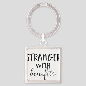 stranger with benefits Keychains