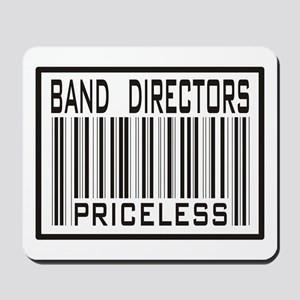 Band Directors Priceless Barcode Mousepad