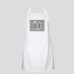 Band Directors Priceless Barcode BBQ Apron