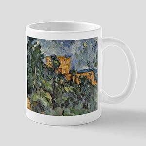 Chateau Noir - Paul Cezanne - c1904 11 oz Ceramic