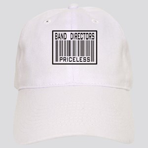 Band Directors Priceless Barcode Cap