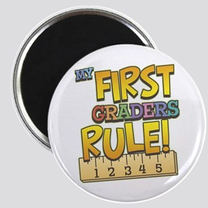 First Graders Rule Magnet