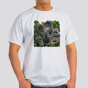 gorilla tee Light T-Shirt