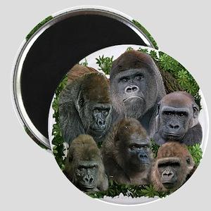 gorilla tee Magnet