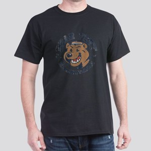 hackysack-bear-LTT Dark T-Shirt