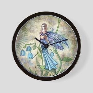 Blue Bell cp Wall Clock
