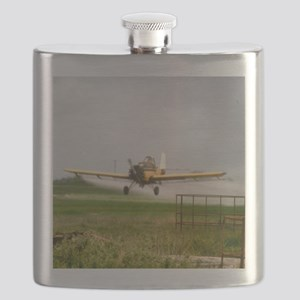 Texas Crop Duster Flask
