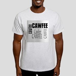 cawfee mug Light T-Shirt