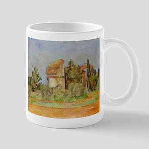 Dovecote at Montbriant - Paul Cezanne - c1888 11 o