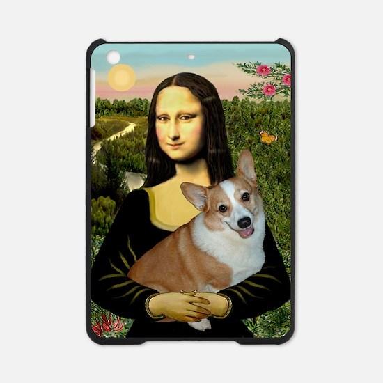 Poster-small-Mona-Corgi L iPad Mini Case