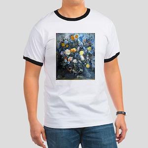 Flowers - Paul Cezanne - c1902 Ringer T