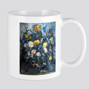 Flowers - Paul Cezanne - c1902 11 oz Ceramic Mug