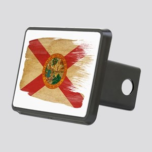 Floridatex3-paint style-pa Rectangular Hitch Cover
