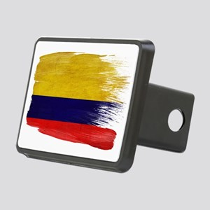 Colombiatex3-paint style-p Rectangular Hitch Cover