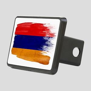 Armeniatex3-paint style-pa Rectangular Hitch Cover