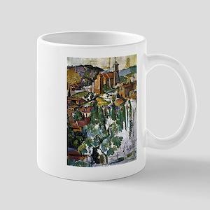 Garddanne - Paul Cezanne - c1880 11 oz Ceramic Mug