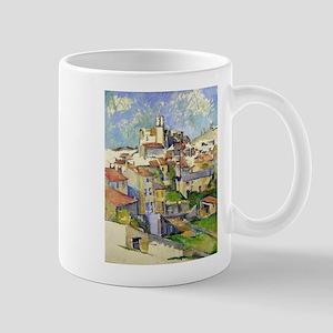 Garddanne - Paul Cezanne - c1885 11 oz Ceramic Mug